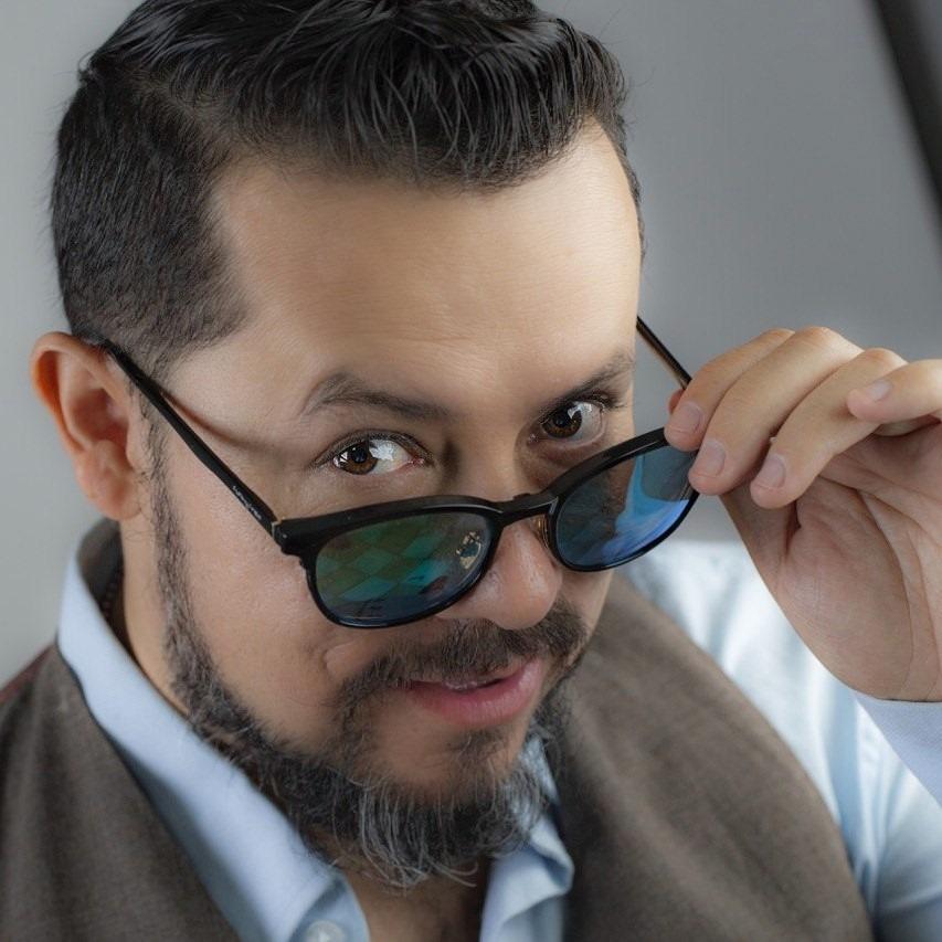 Photo of Oscar Samayoa
