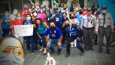 Photo of Aficionados de Gallos Blancos reconocen a elementos médicos del ISSSTE