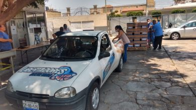 Photo of Donación de Libertadores de  Querétaro al Hospital General