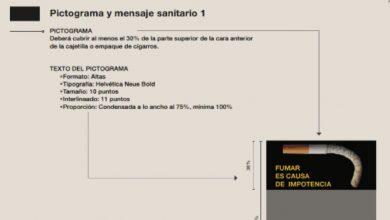 Photo of Fumar mata, agrava Covid-19 y causa impotencia… las nuevas advertencias en cajetillas