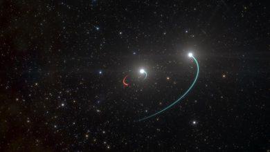 Photo of Encuentran el agujero negro más cercano a la Tierra.