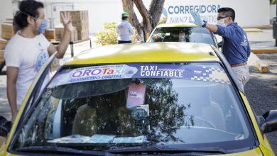 Photo of Absorbe Corregidora costo de envíos a domicilio con taxistas