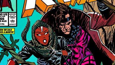 Photo of Gambit, el X-Man estafador, cumple 30 años.