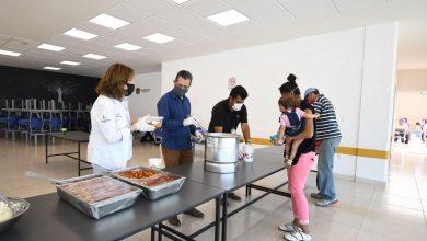 Photo of 3 mil 300 porciones de comida repartidas en comedor comunitario