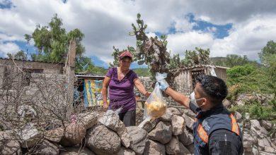 Photo of Pilgrims hace donación en El Marqués