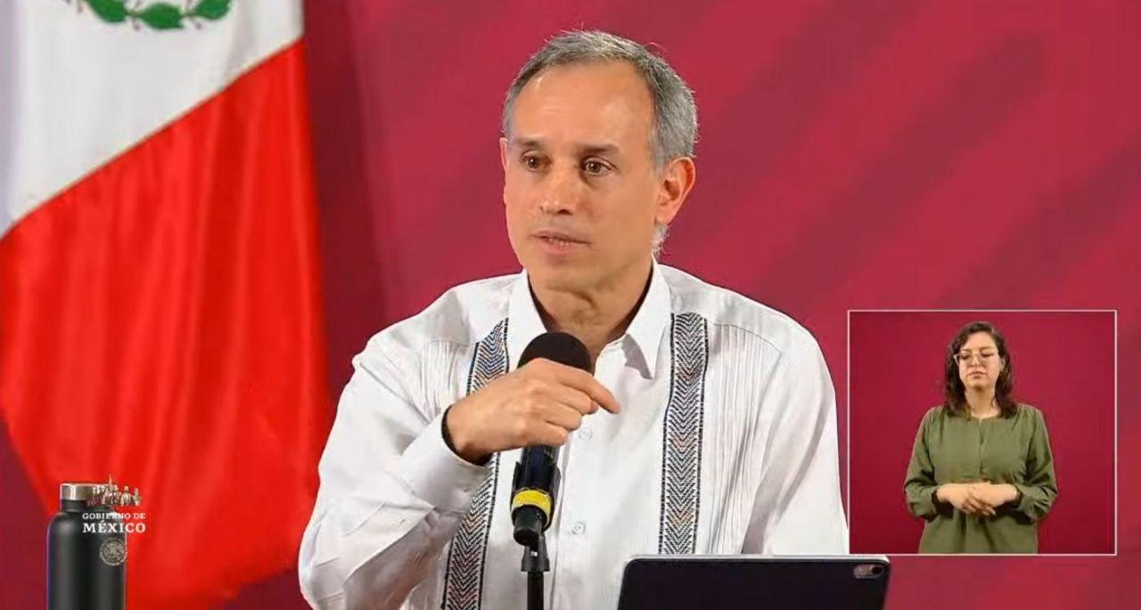 Si estados relajan medidas contra del Covid-19, es su responsabilidad: López Gatell