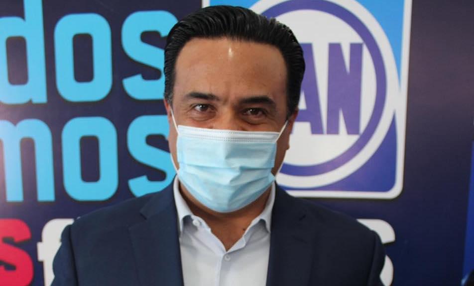 Luis Bernardo Nava busca reelección