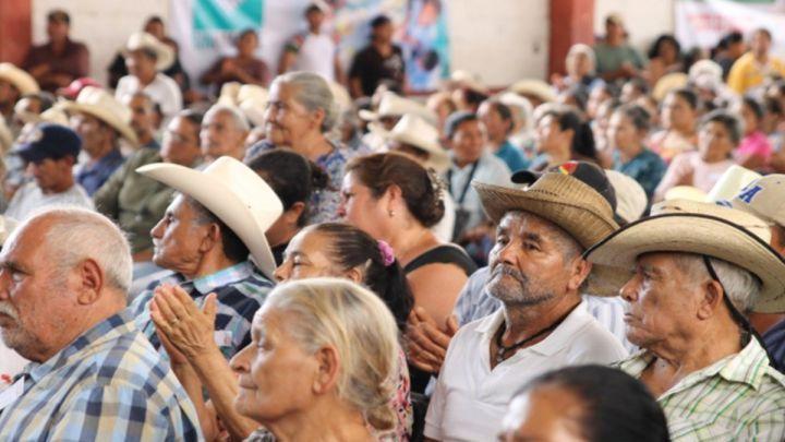 Adultos mayores Querétaro.